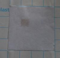машинная вышивка с использованием фильмопласта 07