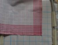 машинная вышивка с использованием фильмопласта 08