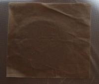 вышитая подставка под горячее на основе cd 06