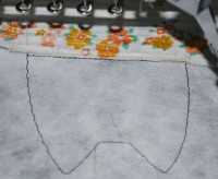 вышивка набивной игрушки кот на вышивальной машине 05