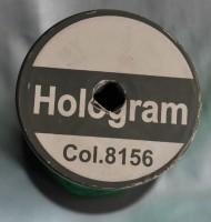 машинная вышивка плоской металлизированной ниткой 01