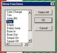 вставляем машинные функции в дизайн вышивки 05