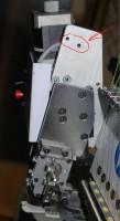 настройка приспособления для пришивания блесток на промышленную вышивальную машину 03