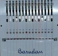 одноголовочная промышленная вышивальная машина barudan BEVT-S1501C 02