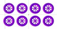 превью дизайна вышивки для теста ниток под ришелье и fsl