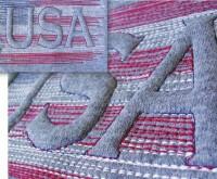 машинная вышивка с малой плотностью на трикотаже 03