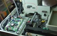 чертеж для сборки челночного мехнизма вышивальной машины веллес