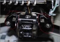 Пяльца для машинной вшыивки на карманах готовых изделий 11