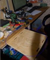запялочное устройство для промыленной вышивальной машины  01