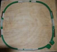 запялочное устройство для промыленной вышивальной машины  03