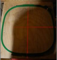 запялочное устройство для промыленной вышивальной машины  04
