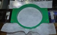 тест основы под нашивку на замену вышивальным стабилизаторам 10