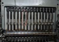 смена сломанной иглы на игловодителе веллес 01