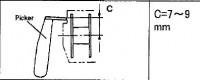 диагностика вышивальной машины, когда нитка вылетает из иглы после обрезки 05