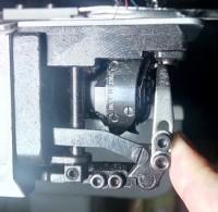 диагностика вышивальной машины, когда нитка вылетает из иглы после обрезки 10